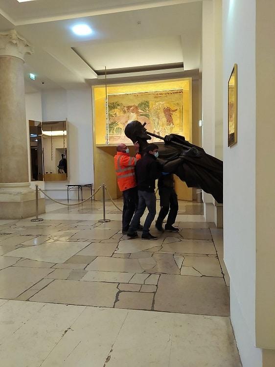 Agence Accueil musée - marianne International