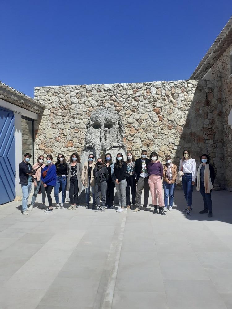 Porquerolles - Fondation Carmignac Villa Carmignac île Porquerolles - Mariann