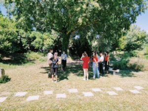 fondation luma arles recrutement acueil Marianne International